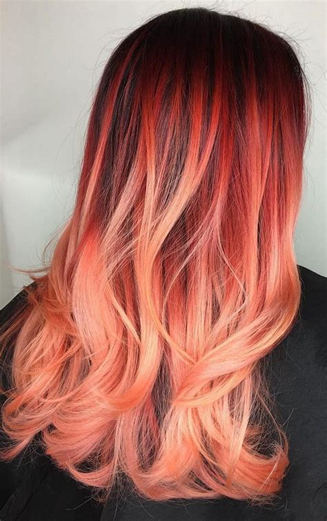 does hair look like ombre when highlights growing out 16 ombre hairstyles for long hair look awesome and