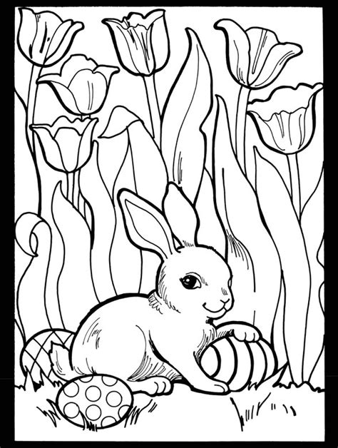 coloring pages for adults bunny inkspired musings march 2011
