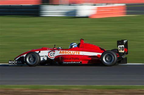 Formel 3 Auto by On Track In A Formula 3 Car At Silverstone Autocar