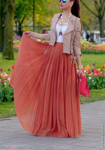 25 colorful maxi skirts for summer 2015 16