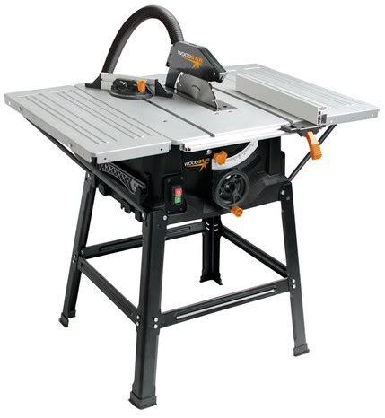 table de sciage sur pieds pour découpe lame 250x30 mm 2000