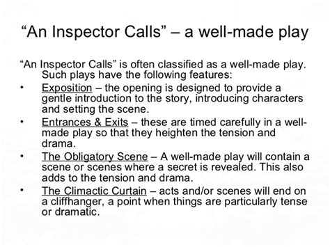 morality theme in an inspector calls an inspector calls revision