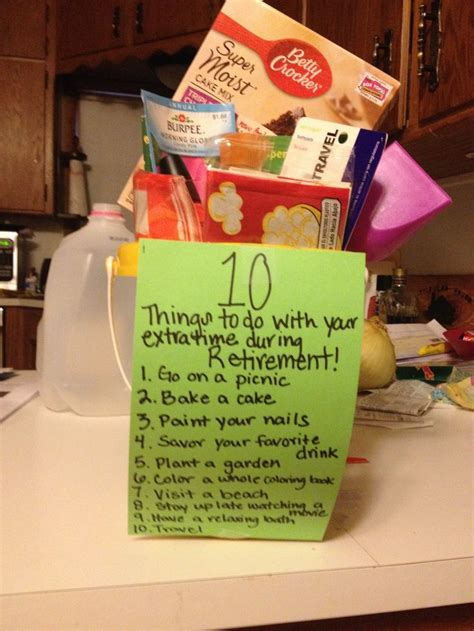 best 25 retirement presents ideas on pinterest