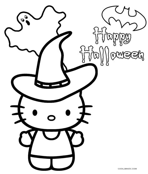hello kitty zombie halloween coloring pages hello kitty halloween scary zombie coloring page az sketch