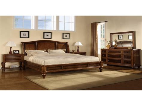 Bed Bigland King Size modern bedroom sets king d s furniture adele modern