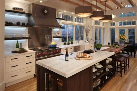 open kitchen design with island favorite slab forum archinect