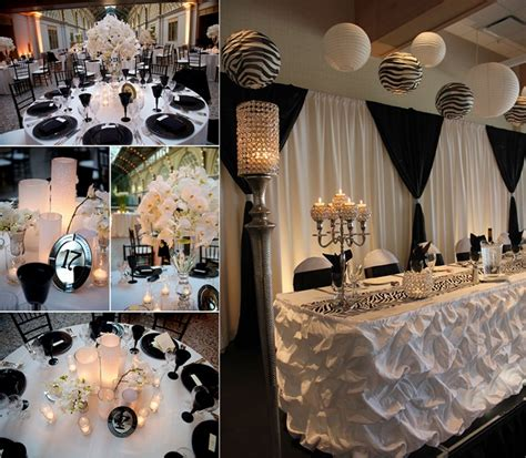 Black And White Decorations by Black And White Ideas Black And White Themed