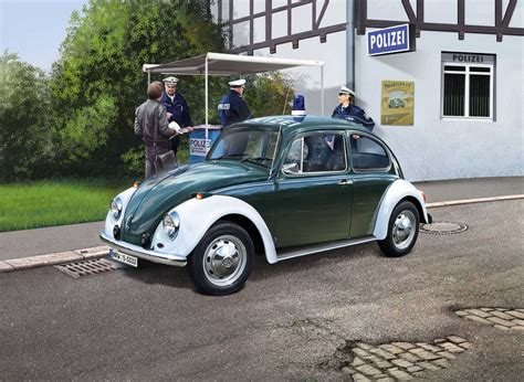 Kaod Vw Beetle vw beetle quot quot revell car model kit cz