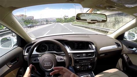Audi A4 B8 2 0 Tdi Quattro by 2015 Audi A4 B8 2 0 Tdi 177 Hp Quattro Test