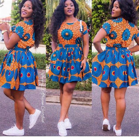 simple ankara styles short gown debonke house of fashion unique ankara styles short gown debonke house of fashion