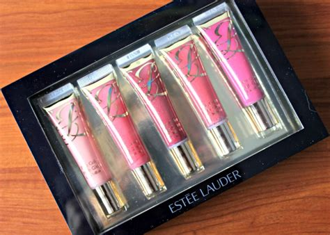 Estee Lauder Travel Exclusive estee lauder travel exclusive color high gloss minis
