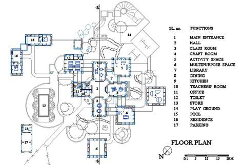 www floor plan design com auroville kindergarten gubbi
