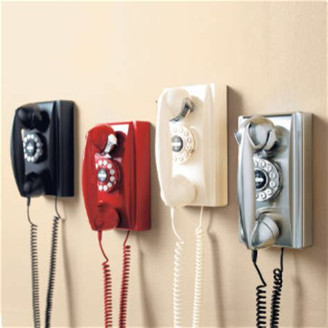 modern wall phone retro rotary wall phone modern paintings by grandin road
