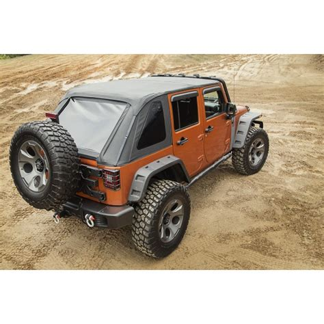 4 Door Jeep Top All Things Jeep Frameless Top For Jeep Wrangler Jk 4