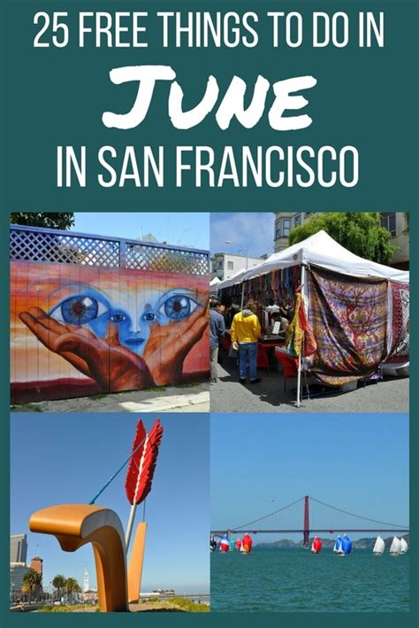 7 Things To Do In San Francisco by 25 Free Things To Do In San Francisco In June