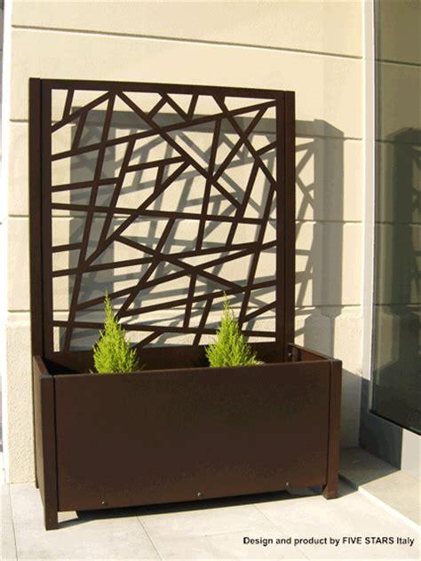 fioriere in alluminio per esterni fioriere per giardino di design fioriere da esterno per