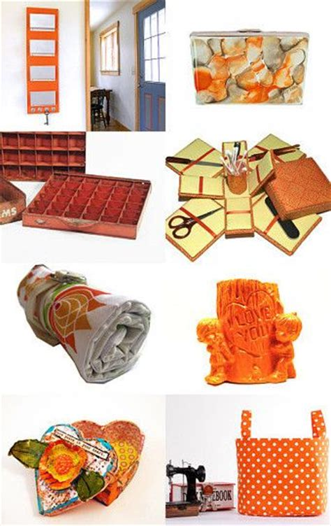 orange home decor accents 17 best images about orange home decor and art on