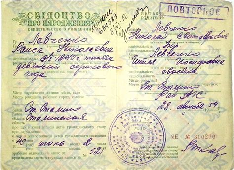 Ukraine Birth Records Ukrainians Dig For Roots As Means Of Escape From War Torn Country The Times