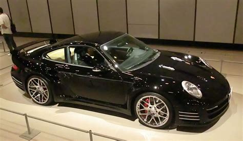 custom porsche 959 man creates modern day porsche 959 from 997 turbo gtspirit