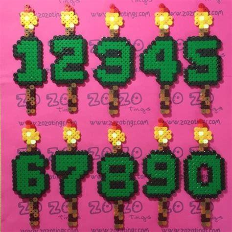 perler bead numbers 75 best images about strijkkralen on perler