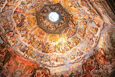 cappella santa fiore brunelleschi cupola of florence duomo photograph by