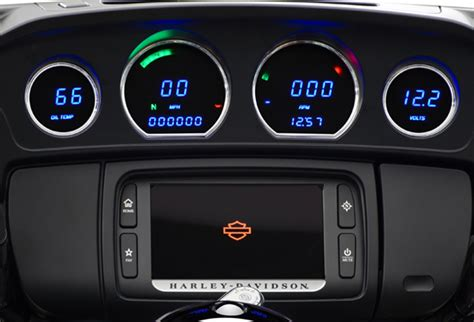 2014 2017 Replacement Touring Gauges
