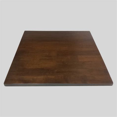 restaurant table top rubberwood concept collections