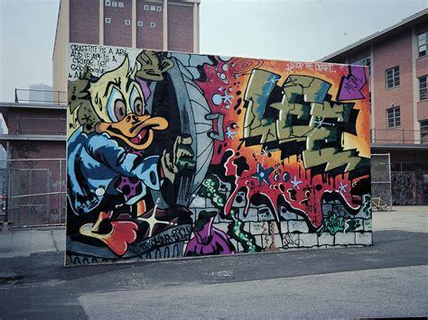 museum honors  glory days  graffiti art cbs news