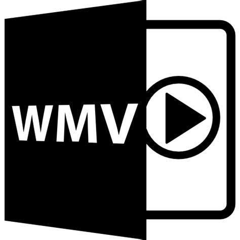 wmv file format extension icons free download wmv file format symbol free interface icons