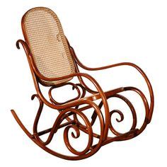thonet bentwood rocking chair no 1 antiques atlas michael thonet b825 bentwood rocking chair ideias