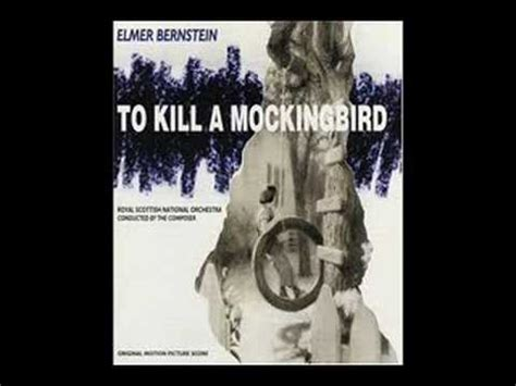 Theme From To Kill A Mockingbird Elmer Bernstein | theme from quot to kill a mockingbird quot elmer bernstein youtube