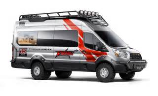 Ford Transit 4x4 Ford Transit Can Be A Better Alternative To The E350 4x4