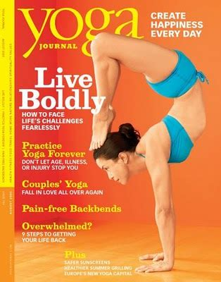 libro yoga yoga journal books various fitness magazines kathryn st john author
