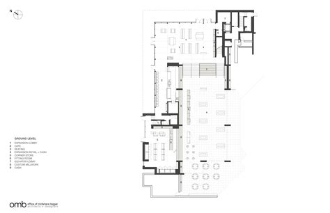 bookstore design floor plan gallery of ubc bookstore office of mcfarlane biggar
