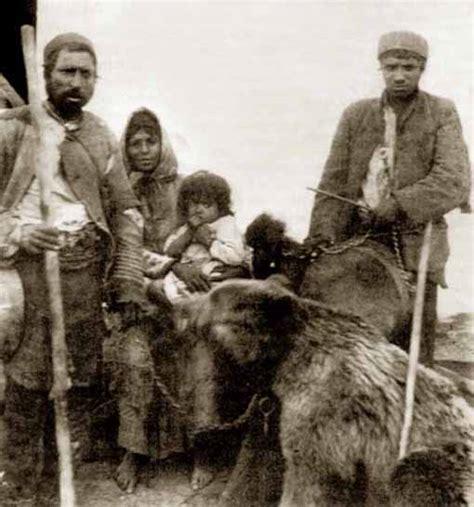 Цыгане с медведем картинки