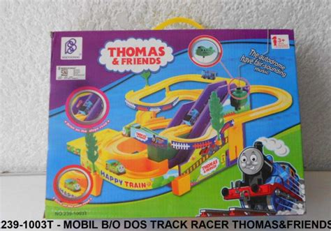 Mainan Anak Kerta And Friends With Track And Light 6821 mainan anak mobil track racer friends beli