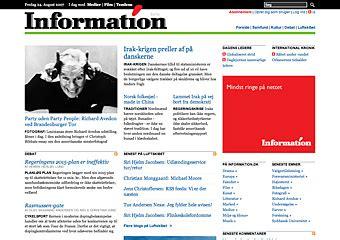 information websites information dk another drupal newspaper site drupal org