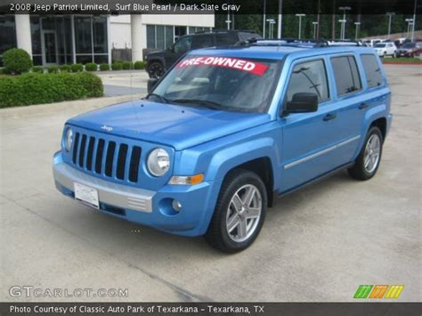 blue jeep patriot jeep patriot 2008 blue imgkid com the image kid