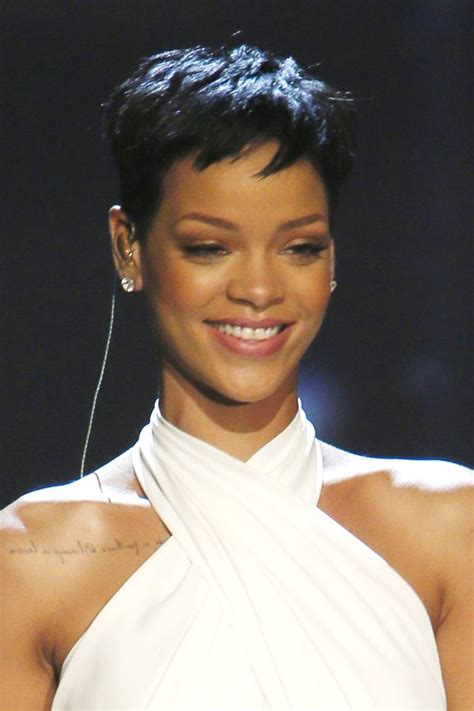 25 pictures of pixie haircuts rihanna short bob haircut 2016 25 best ideas about rihanna short haircut on pinterest