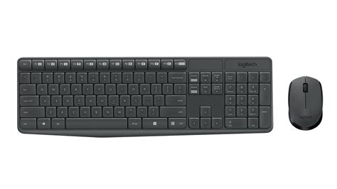 Hv9214 Logitech Keyboard And Mouse Wireless Combo M Kode Bis9268 1 logitech mk235 wireless keyboard and mouse combo at mighty ape australia