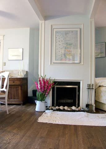 pretty pale blue living room seafoam by benjamin