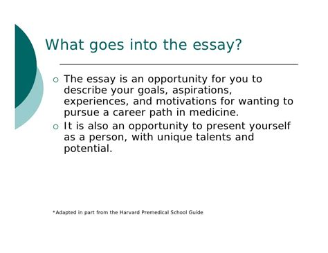 Goals And Aspirations Essay by Essay Winning