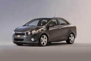 Chevrolet Soni Detroit 11 2012 Chevy Sonic Sedan And Hatchback Are Here