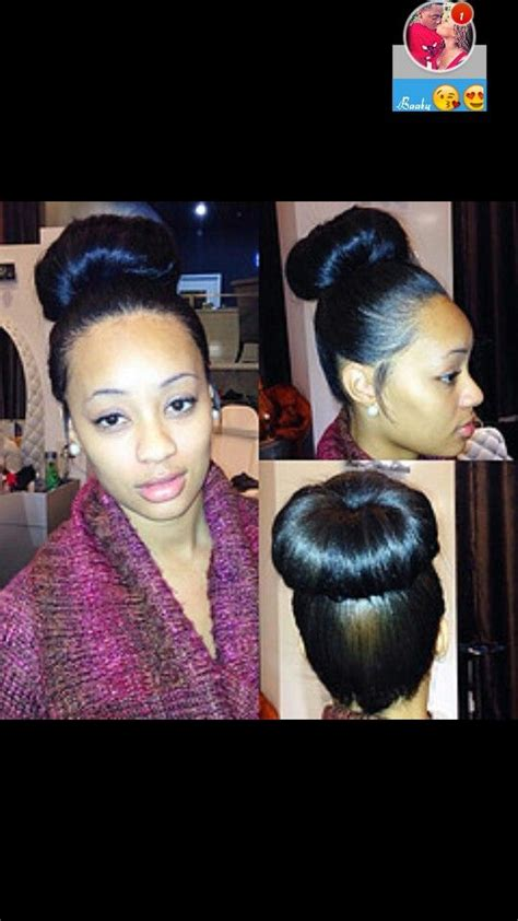 sew in ponytail hairstyles versatile sew in bun h λ i r pinterest hair