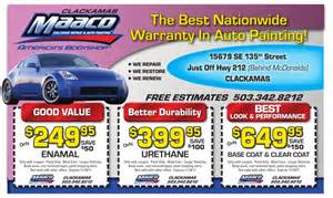 Auto Paint Deals San Diego Find The Best Deal With Maaco Paint Prices Specials 2018