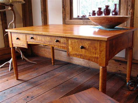 Handcrafted Tables - desks homestead heritage furniture