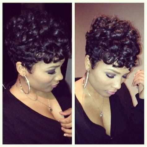 african american short hair cuts with soft waves 23 pretty hairstyles for black women 2015 styles weekly