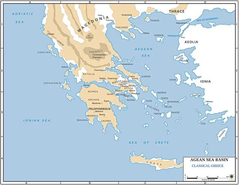 map of archaic greece ancient maps search results calendar 2015