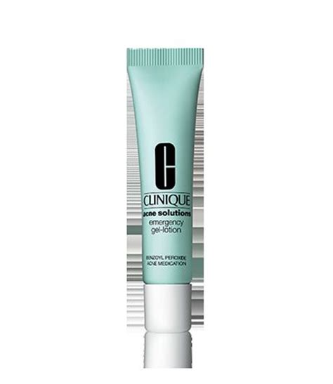 Clinique Acne Solutions Emergency Gel Lotion clinique acne solutions emergency gel lotion reviews