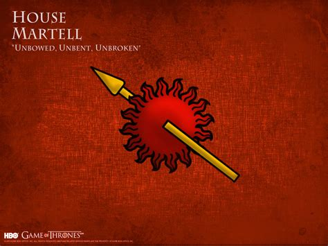 haus martell of thrones what you need to about dorne house